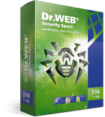 Антивирус Dr.WEB Security Space